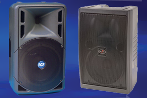 Sound Cabinet and Loud Speaker Hire