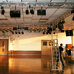 Theatre Production Lighting